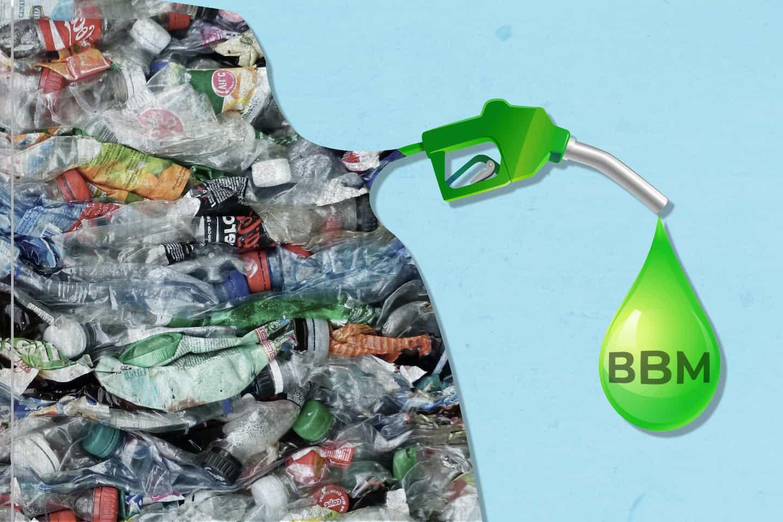LImbah Plastik Jadi BBM