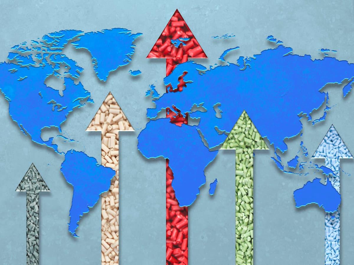 Peningkatan Permintaan Biji Plastik Daur Ulang Secara Global S