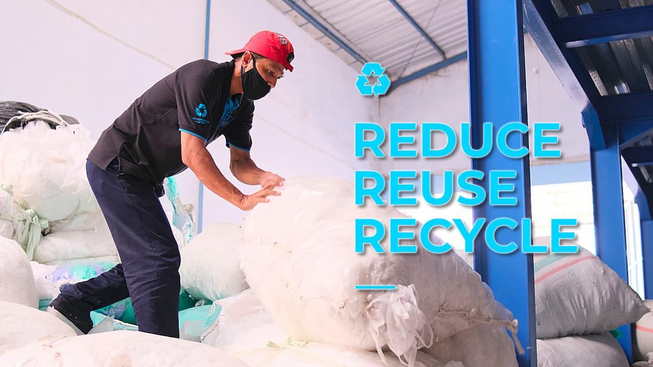 Proses Daur Ulang Limbah Plastik